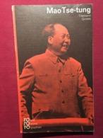 MAO TSE-TUNG - Tillemann Grimm 1968 - Biographies & Mémoirs