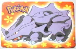 Catra Telefonica Pokemon - BD