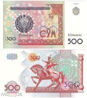 Uzbekistan 500 Sum 1999 UNC - Usbekistan