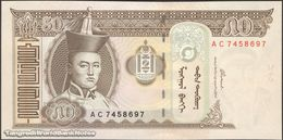 TWN - MONGOLIA 64a - 50 Tögrög 2000 Prefix AC UNC - Mongolia