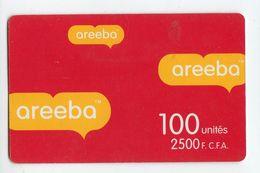 BENIN RECHARGE 2500 FCFA - Bénin