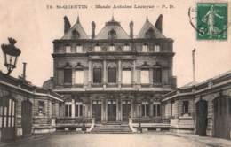 02-AISNE- SAINT QUENTIN - CPA Musée ANTOINE LECUYER - Saint Quentin