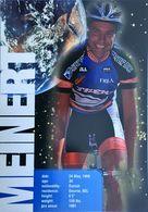 Postcard Peter Meinert - US Postal - 1997 - Cycling