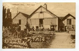 Verneuil Sur Igneraie Poterie Mijoin - France
