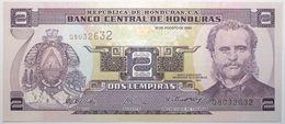 Honduras - 2 Lempiras - 2004 - PICK 80 Ae - NEUF - Honduras