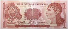 Honduras - 1 Lempira - 2006 - PICK 84e - NEUF - Honduras