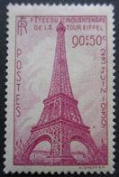 France N°429 TOUR EIFFEL Neuf * - Monuments