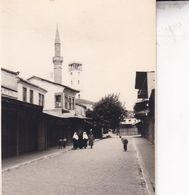 GRECE KOMOTINI Thrace 1955  Photo Amateur Format Environ 11 Cm X 8,5 Cm - Lieux