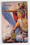 MEXIQUE TELECARTE LADATEL MUSEE SOUMAYA MEXICO - Mexico