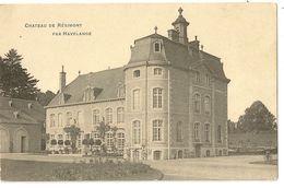 1 - Château De Résimont Par Havelange - Havelange