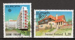 Finland  Europa Cept 1978 Gestempeld  Fine Used - 1978
