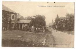 26 -Cheneux (La Gleize) - Un Coin Pittoresque - Stoumont