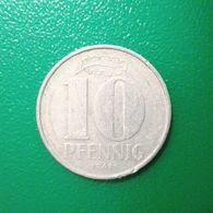 10 Pfennig Münze Aus Der DDR Von 1967 (sehr Schön) - [ 6] 1949-1990 : RDA - Rep. Dem. Alemana