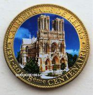 Arthus Bertrand. 51 Reims - La Cathédrale 8eme Centenaire 2011 - 2011