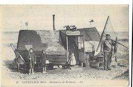 CAYEUX Sur MER: Habitation De Pêcheurs - 21LL - Cayeux Sur Mer