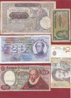 Autres-Europe 10 Billets Dans L 'état - Banknoten