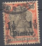 Deutsche Auslandspostämter Türkei Michel Nr. 28 Gestempelt - Deutsche Post In Der Türkei
