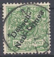 Deutsche Auslandspostämter Deutsch-Neuguinea Michel Nr. 2 Gestempelt - Kolonie: Deutsch-Neuguinea