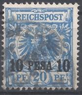 Deutsche Kolonien Deutsch-Ostafrika Michel Nummer 4 Gestempelt - Kolonie: Deutsch-Ostafrika