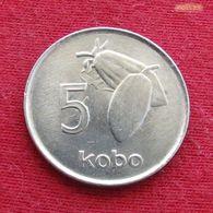 Nigeria 5 Kobo 1976 KM# 9.1 *V2 - Nigeria