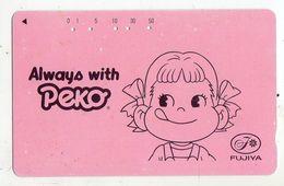 JAPON TELECARTE NTT PEKO - BD