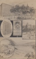 Binghamton New York, Broome County Centennial Celebration 1906 Vintage Postcard - Andere