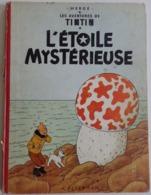 TINTIN L'étoile Mystérieuse - 1960 4e Plat B27 Bis Par Hergé - Tintin