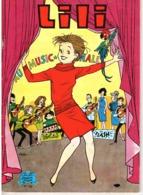 L'Espègle LILI Au Music Hall Jeunesse Joyeuse N°33 - Lili L'Espiègle