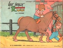 LES JEUX DE ROUDOUDOU RIQUIQUI - La Ferme N°25 Mai 1963 - Autre Magazines