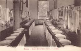 89 - YONNE - TOUCY - 10935 - Cours Complémentaire - Lavabo - Toucy