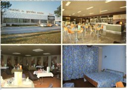 13670 SAINT-ANDIOL - Motel Du Garden-Center, Sortie Autoroute - Francia