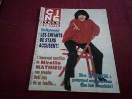 MIREILLE  MATHIEU   ° CINE  TELE  REVUE N° 52 LE 27  DECEMBRE 1984 °  SON PREMIER NOEL  LOIN DE SA FAMILLE - Music