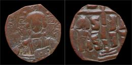 Byzantine Romanus III, Argyrus Class B Anonymous Follis - Byzantines