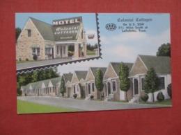 Colonial Cottages LaFollette  Tennessee   Ref 4157 - Autres
