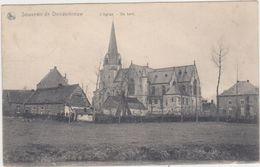 Denderleeuw - De Kerk (gelopen Kaart Met Zegel) - Denderleeuw