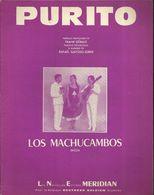 """""""Purito"""" Los Machucambos - Musik & Instrumente"""