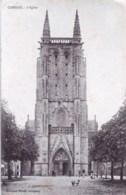 29 - Finistere -  CARHAIX -  L église - Carhaix-Plouguer