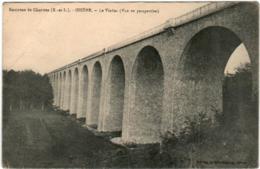 61hh 620 CPA - ENVIRONS DE CHARTRES - LE VIADUC - Chartres