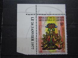 VEND TIMBRE DE POSTE AERIENNE DU CAMEROUN N° 254 + BDF + CD , NEUF SANS CHARNIERE !!! - Camerun (1960-...)