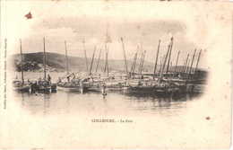 FR66 COLLIOURE - Xatard - Précurseur - Le Port - Barques Catalanes - Animée - Collioure