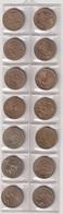 France - Monnaies - Lot De 14 Pieces Commémoratives De 10 Francs - France