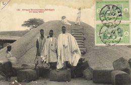 Afrique Occidentale (Sénégal) Un Beau Séko + Beaux Timbres 5c X2 RV - Sénégal