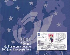 België/Belgique - Postfris - Jaarmap 2001 Xx - Pochette Annuelle 2001 Xx. - Full Years
