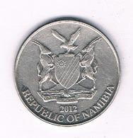10 CENTS 2012 NAMIBIE /4678/ - Namibia