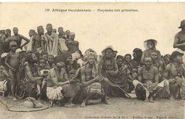 Afrique Occidentale Peuplades Très Primitives  Fortier RV - Sénégal