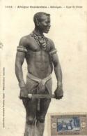 Afrique Occidentale  Senegal Type De Diola + Beau Timbre 30 Senegal  Fortier RV - Sénégal