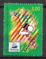 FRANCE 3131 Football Soccer France 1998 SAINT-DENIS 93 . - Oblitérés