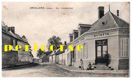 80  Arvillers  Charcuterie Et Buvette  Lefevre Rue Tourniche - Other Municipalities