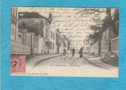 Bois-le-Roi ( Seine-et-Marne ). - Grande Rue. - Bois Le Roi