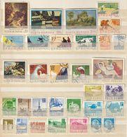 Rumänien, Kleine Sammlung Von 27 Verschiedenen Gestempelten Marken - 1948-.... Republiken